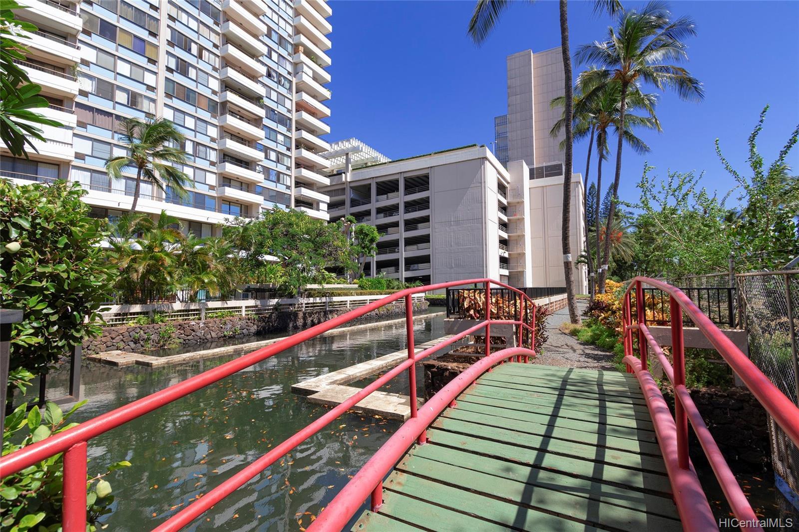 Marco Polo Apts condo # 1401, Honolulu, Hawaii - photo 18 of 25