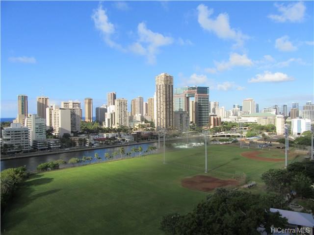 Marco Polo Apts condo #1410, Honolulu, Hawaii - photo 1 of 22