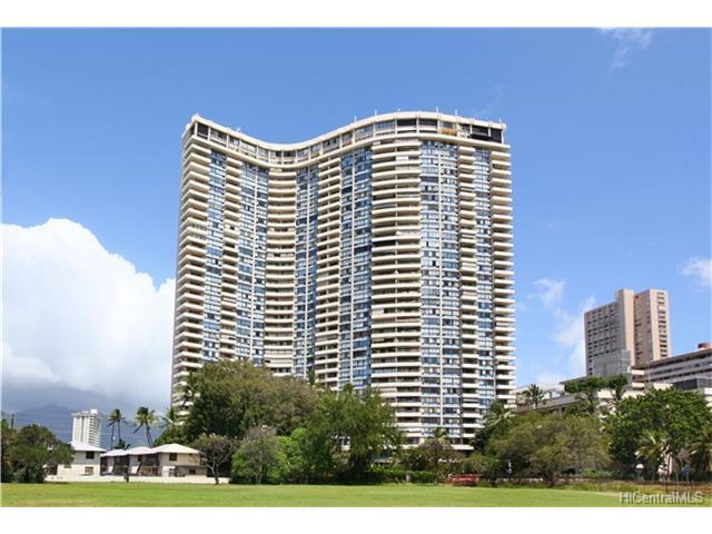 Marco Polo Apts condo # 1610, Honolulu, Hawaii - photo 18 of 21