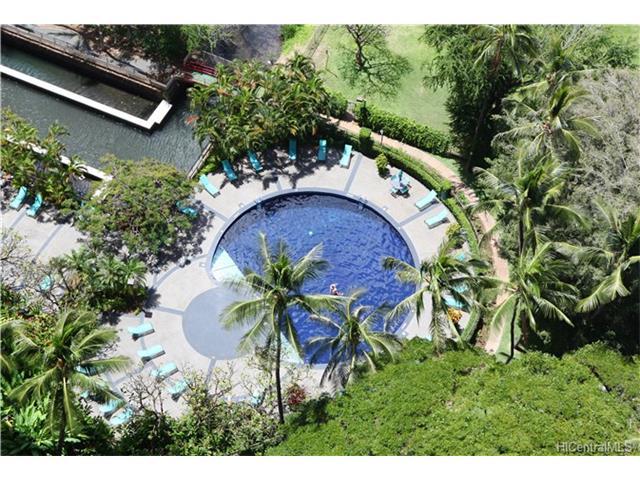 Marco Polo Apts condo # 1610, Honolulu, Hawaii - photo 19 of 21