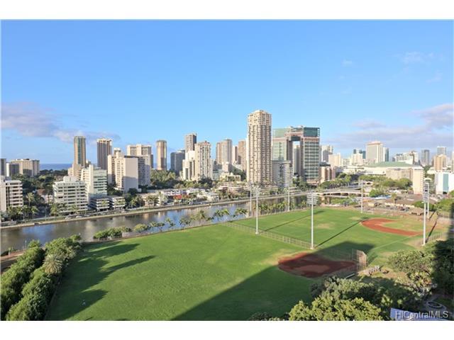 Marco Polo Apts condo # 1610, Honolulu, Hawaii - photo 20 of 21