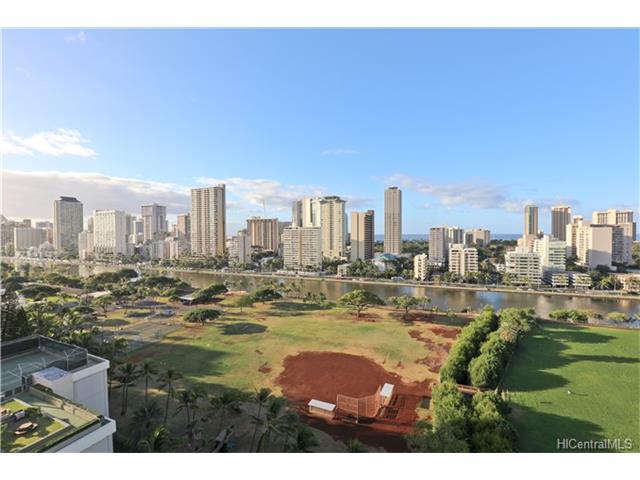 Marco Polo Apts condo # 1610, Honolulu, Hawaii - photo 21 of 21