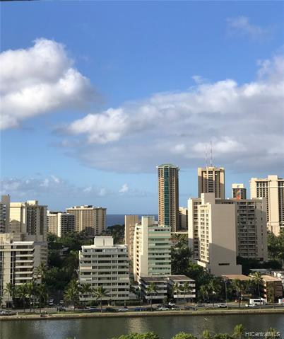 Marco Polo Apts condo # 1614, Honolulu, Hawaii - photo 1 of 18