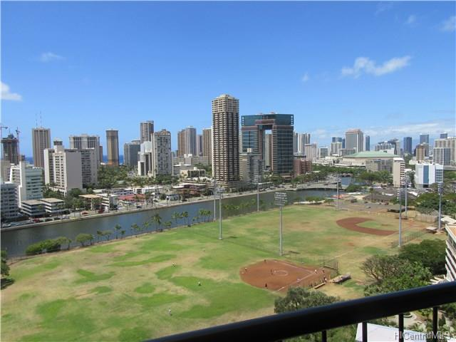 Marco Polo Apts condo #1710/1711, Honolulu, Hawaii - photo 1 of 25