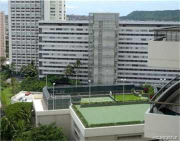 Marco Polo Apts condo # 1801, Honolulu, Hawaii - photo 8 of 10