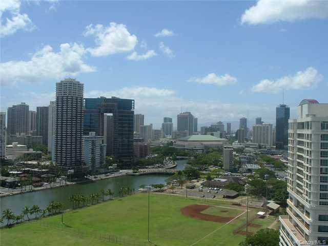 Marco Polo Apts condo # 2109, Honolulu, Hawaii - photo 2 of 10