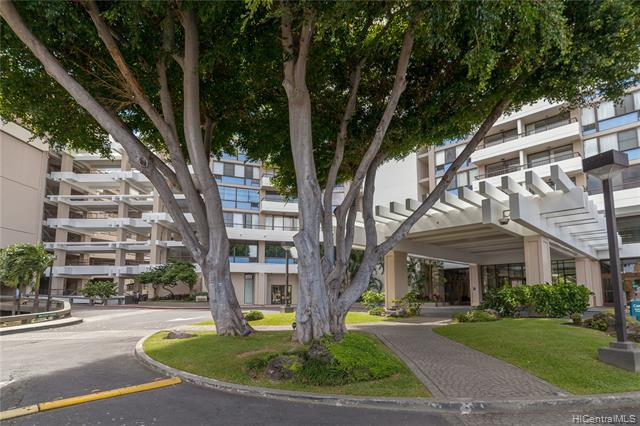 Marco Polo Apts condo # 2204, Honolulu, Hawaii - photo 18 of 20