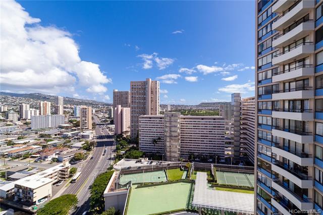 Marco Polo Apts condo # 2204, Honolulu, Hawaii - photo 9 of 20