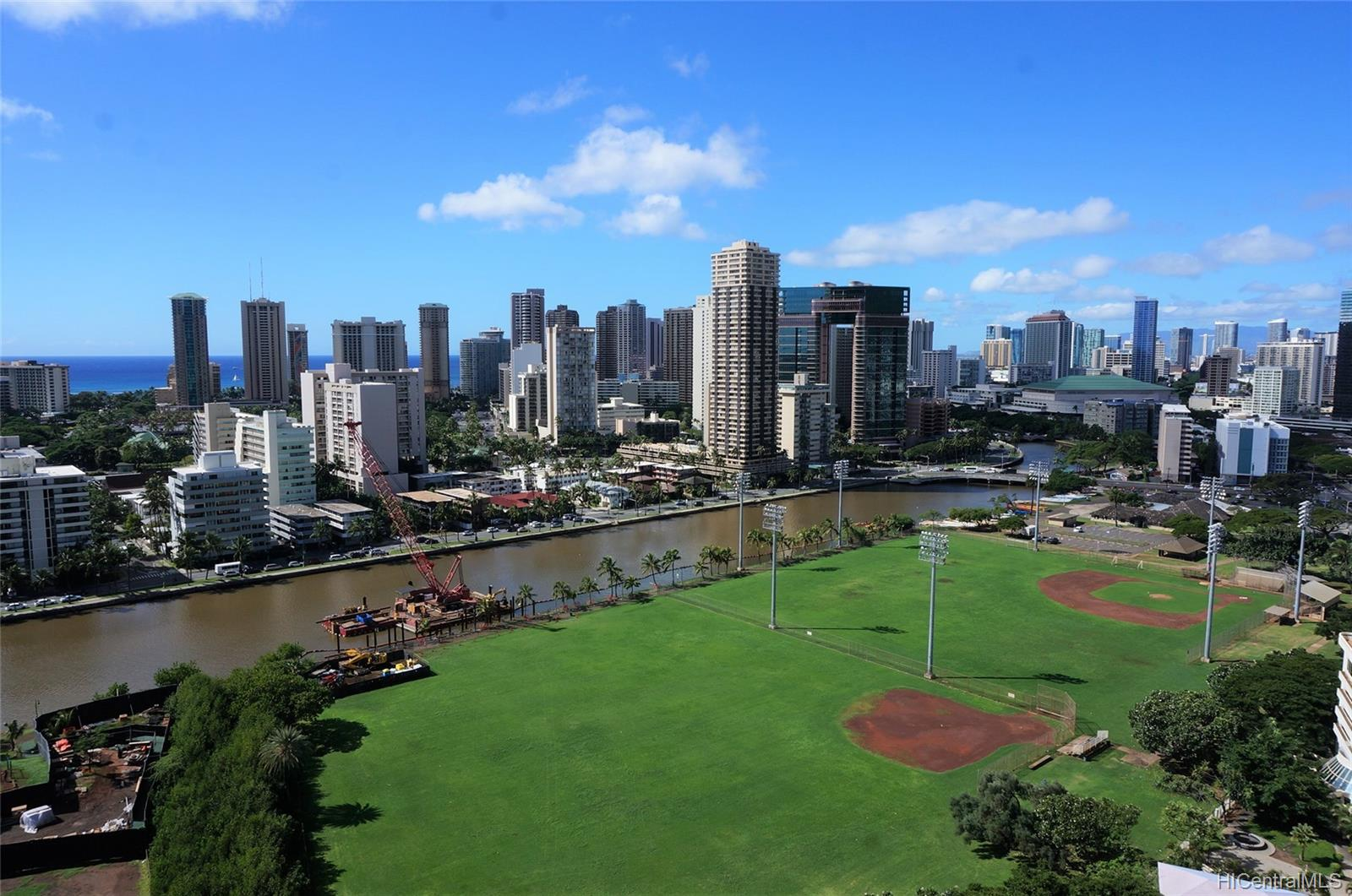 Marco Polo Apts condo # 2309, Honolulu, Hawaii - photo 3 of 25