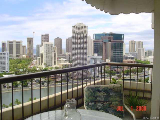 Marco Polo Apts condo # 2416, Honolulu, Hawaii - photo 1 of 10