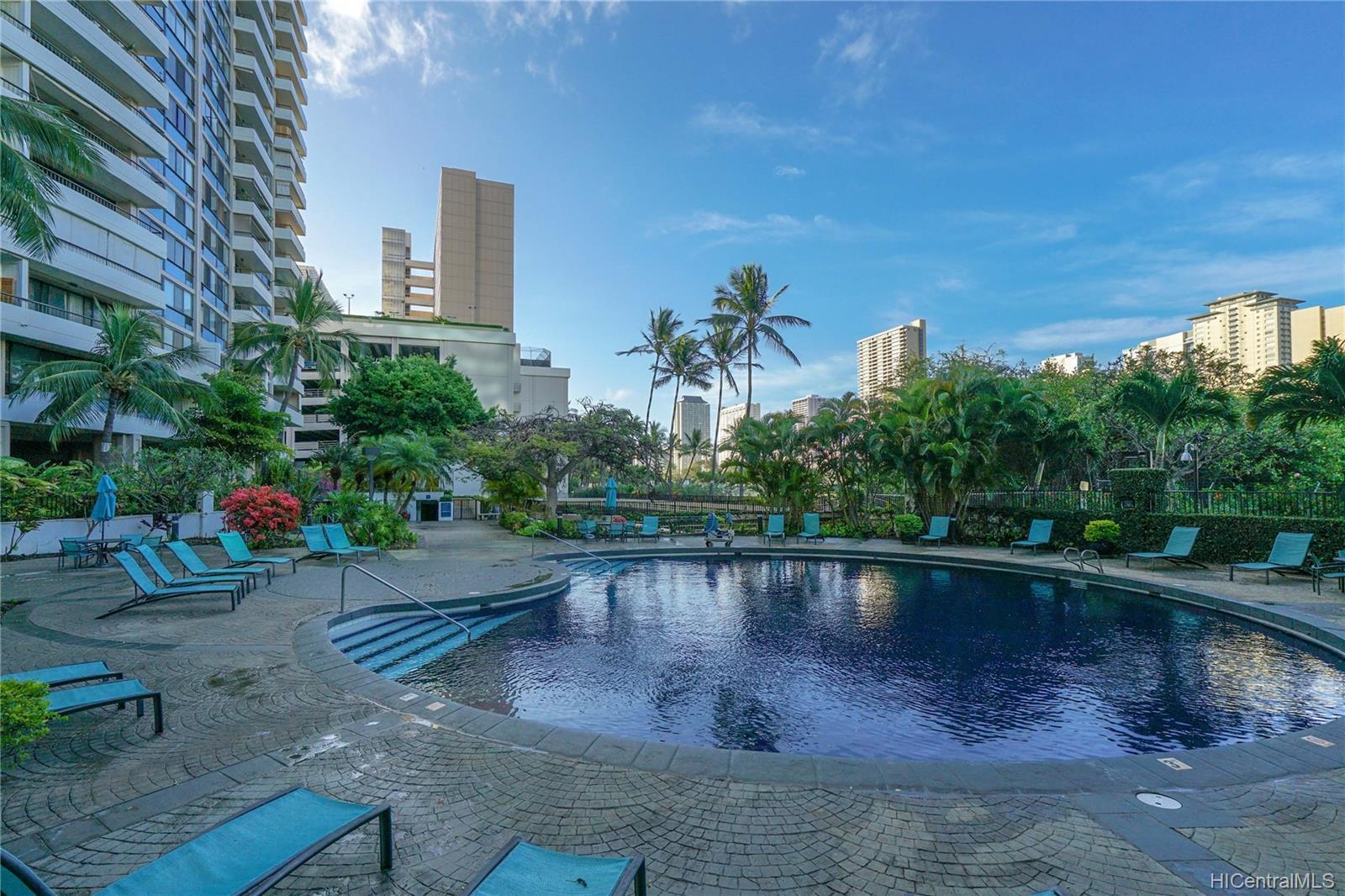 Marco Polo Apts condo # 2505, Honolulu, Hawaii - photo 14 of 21