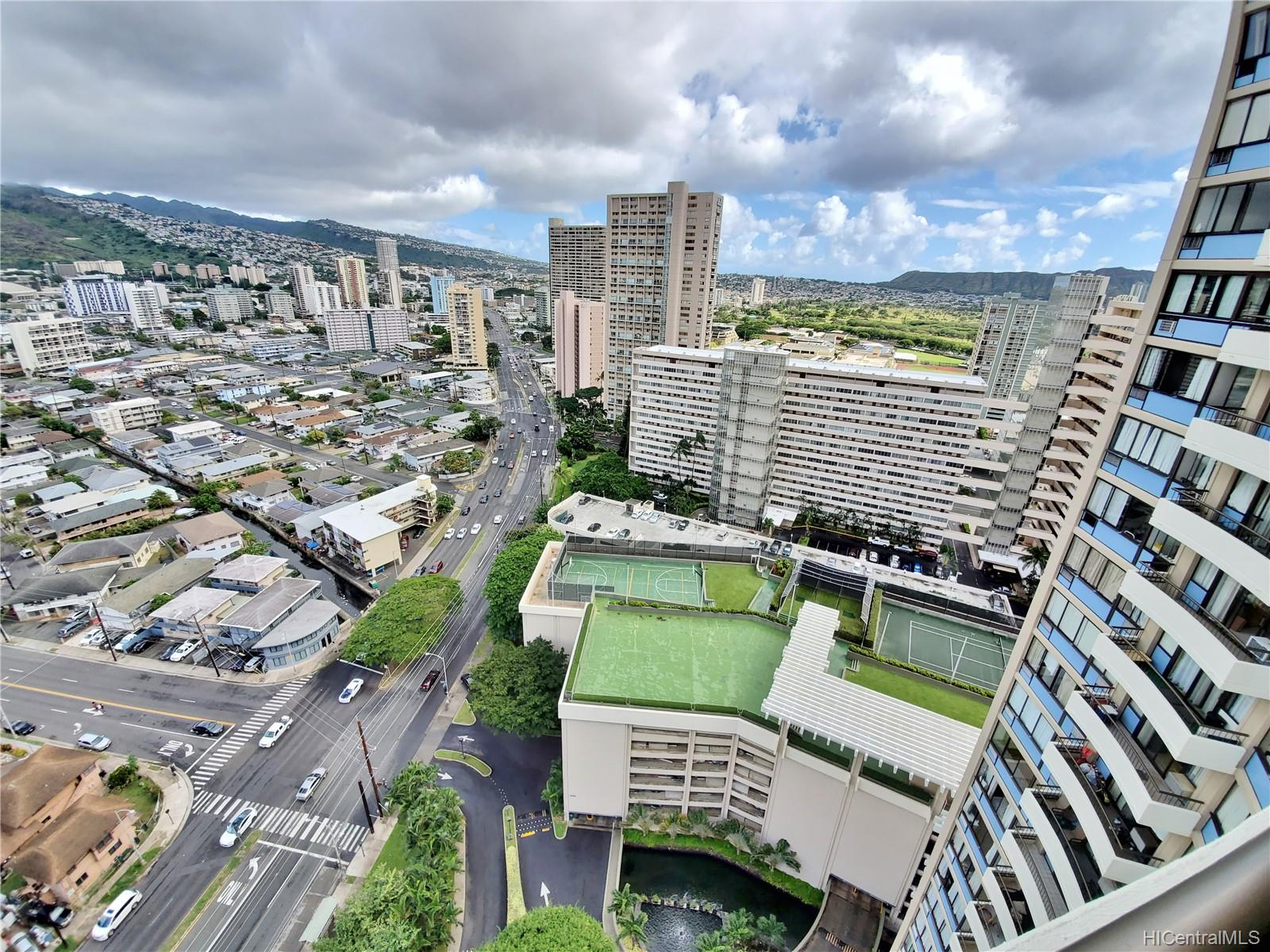 Marco Polo Apts condo # 2605, Honolulu, Hawaii - photo 1 of 9