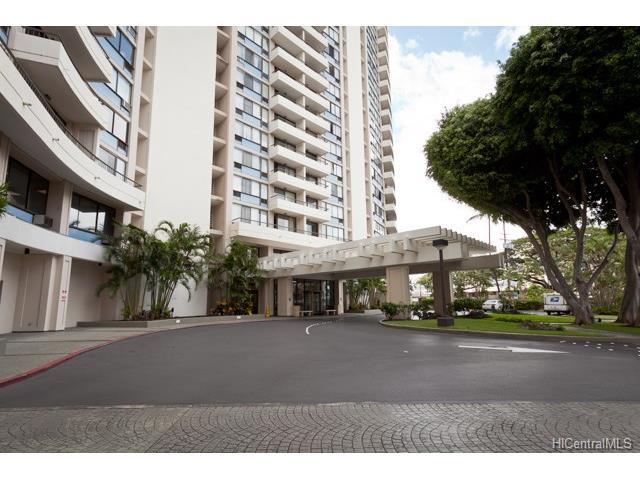 Marco Polo Apts condo # 2803, Honolulu, Hawaii - photo 13 of 14