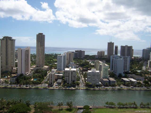 Marco Polo Apts condo # 2811, Honolulu, Hawaii - photo 1 of 10