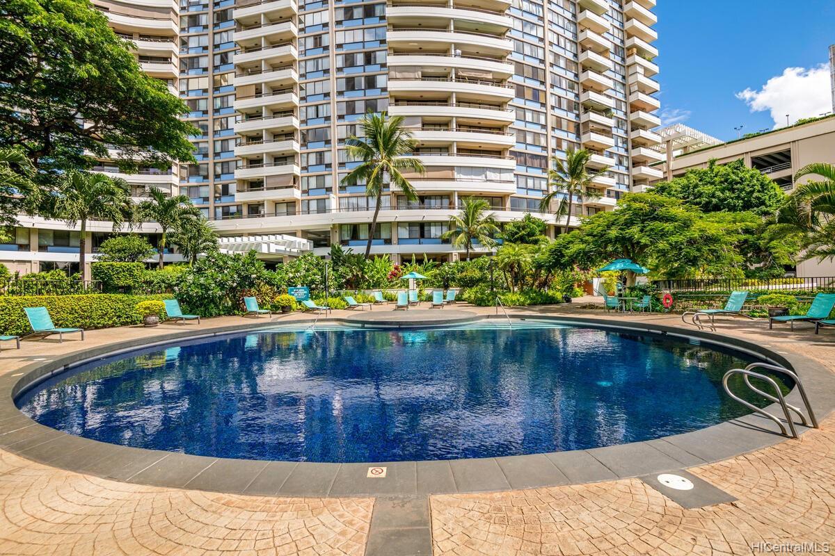 Marco Polo Apts condo # 2813, Honolulu, Hawaii - photo 21 of 25
