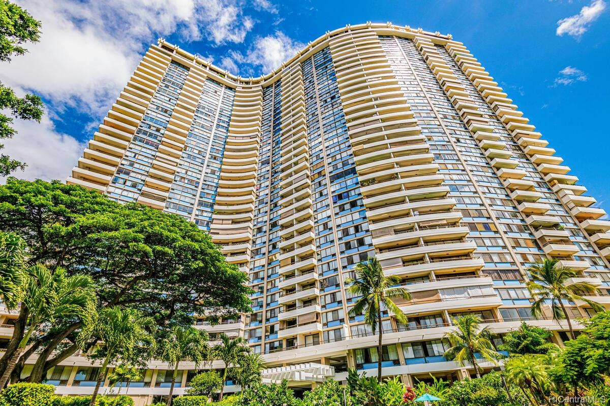 Marco Polo Apts condo # 2813, Honolulu, Hawaii - photo 25 of 25