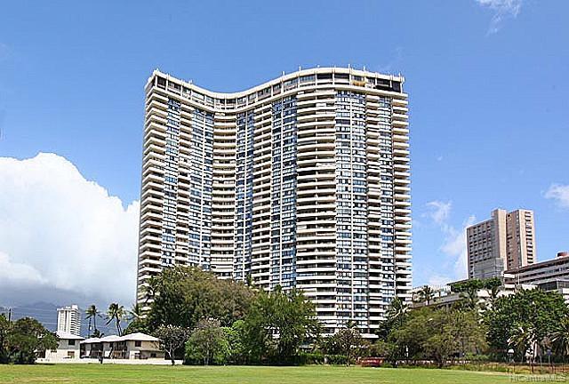 Marco Polo Apts condo # 2815, Honolulu, Hawaii - photo 1 of 10