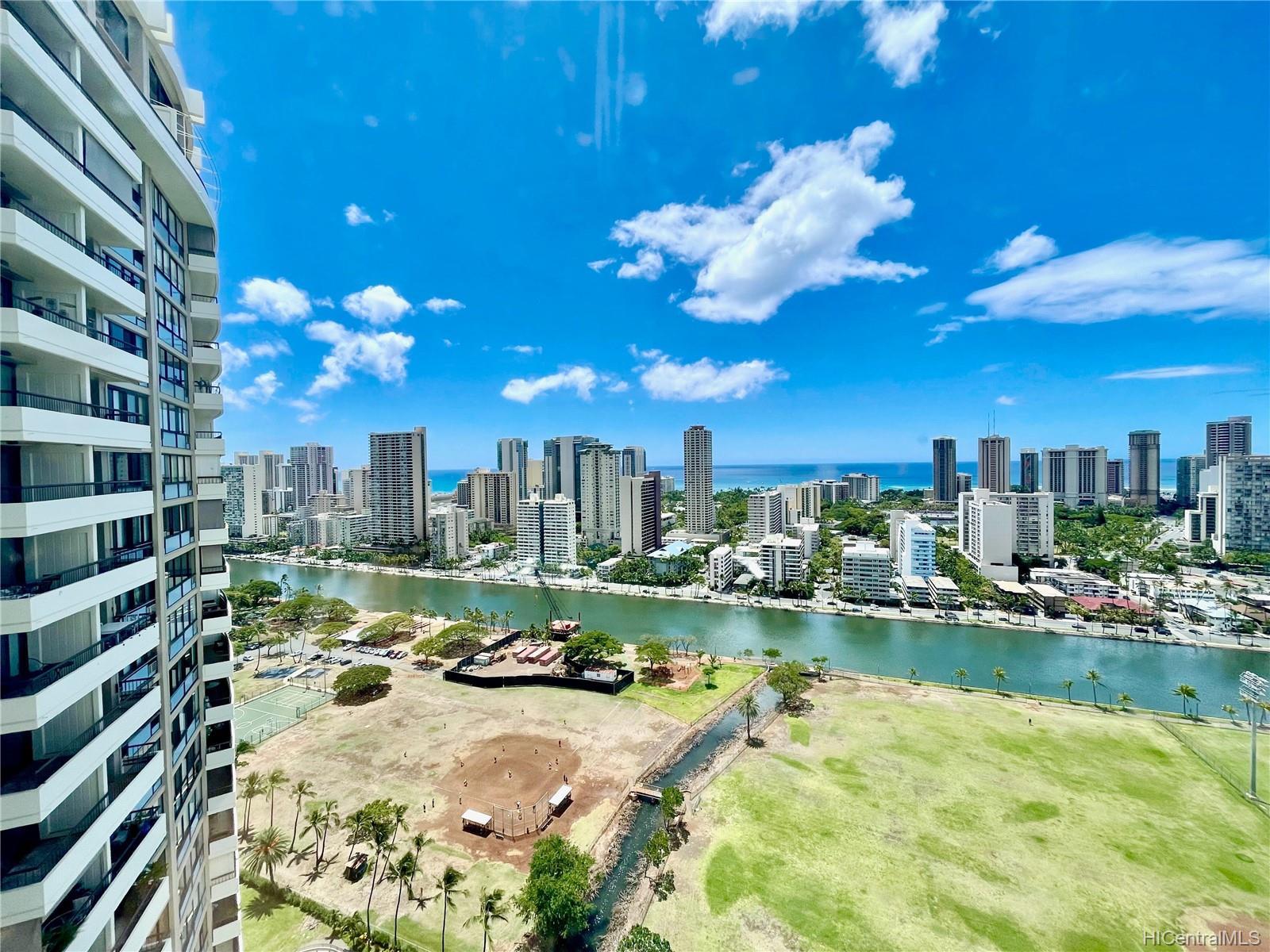 Marco Polo Apts condo # 2916, Honolulu, Hawaii - photo 20 of 25
