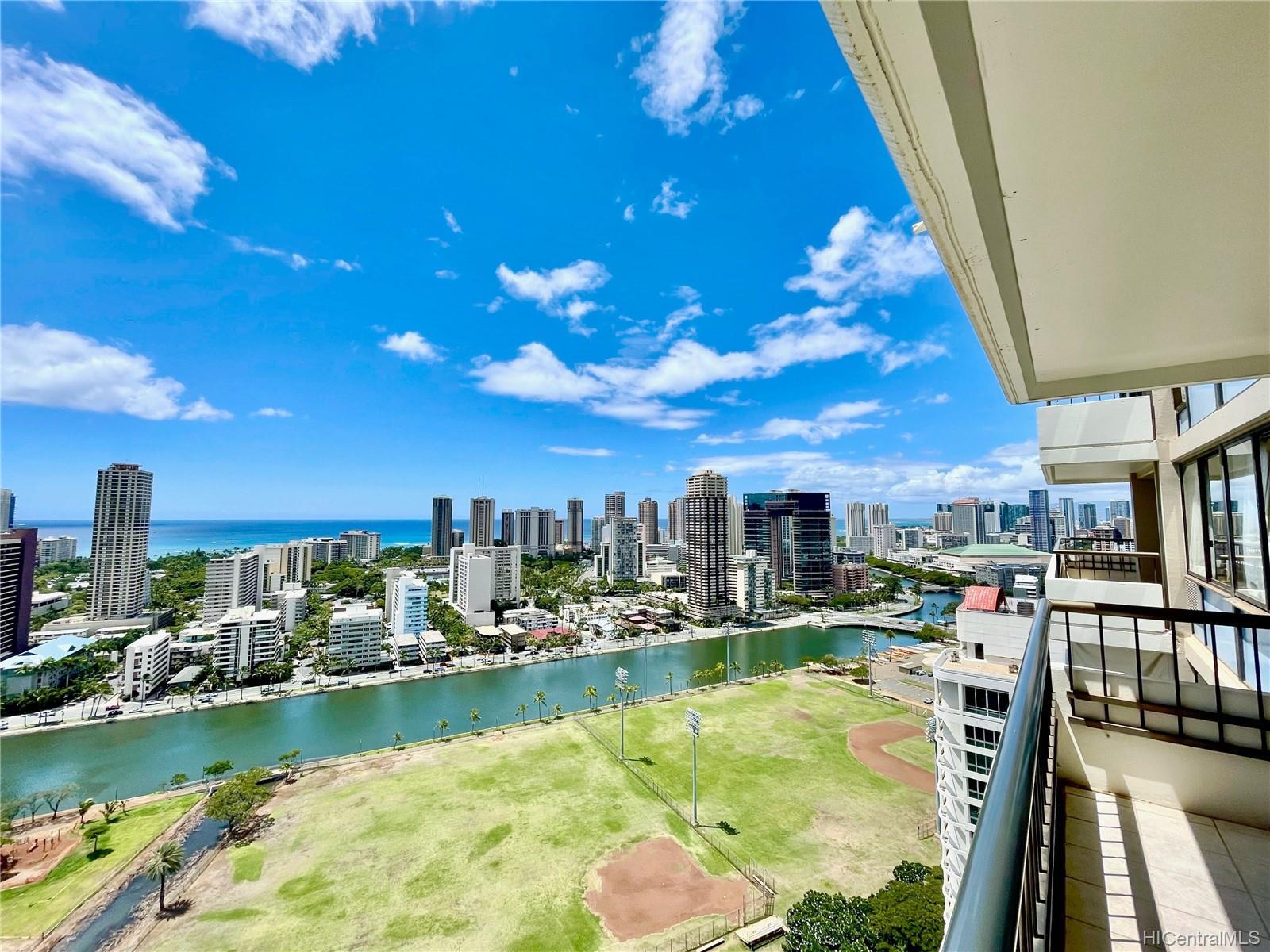 Marco Polo Apts condo # 2916, Honolulu, Hawaii - photo 8 of 25
