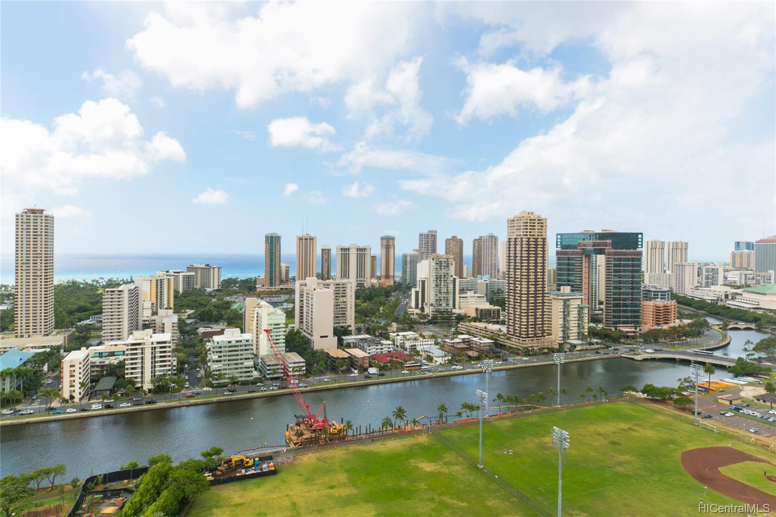 Marco Polo Apts condo # 3013, Honolulu, Hawaii - photo 1 of 23