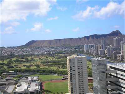 Marco Polo Apts condo # 3203, Honolulu, Hawaii - photo 1 of 5