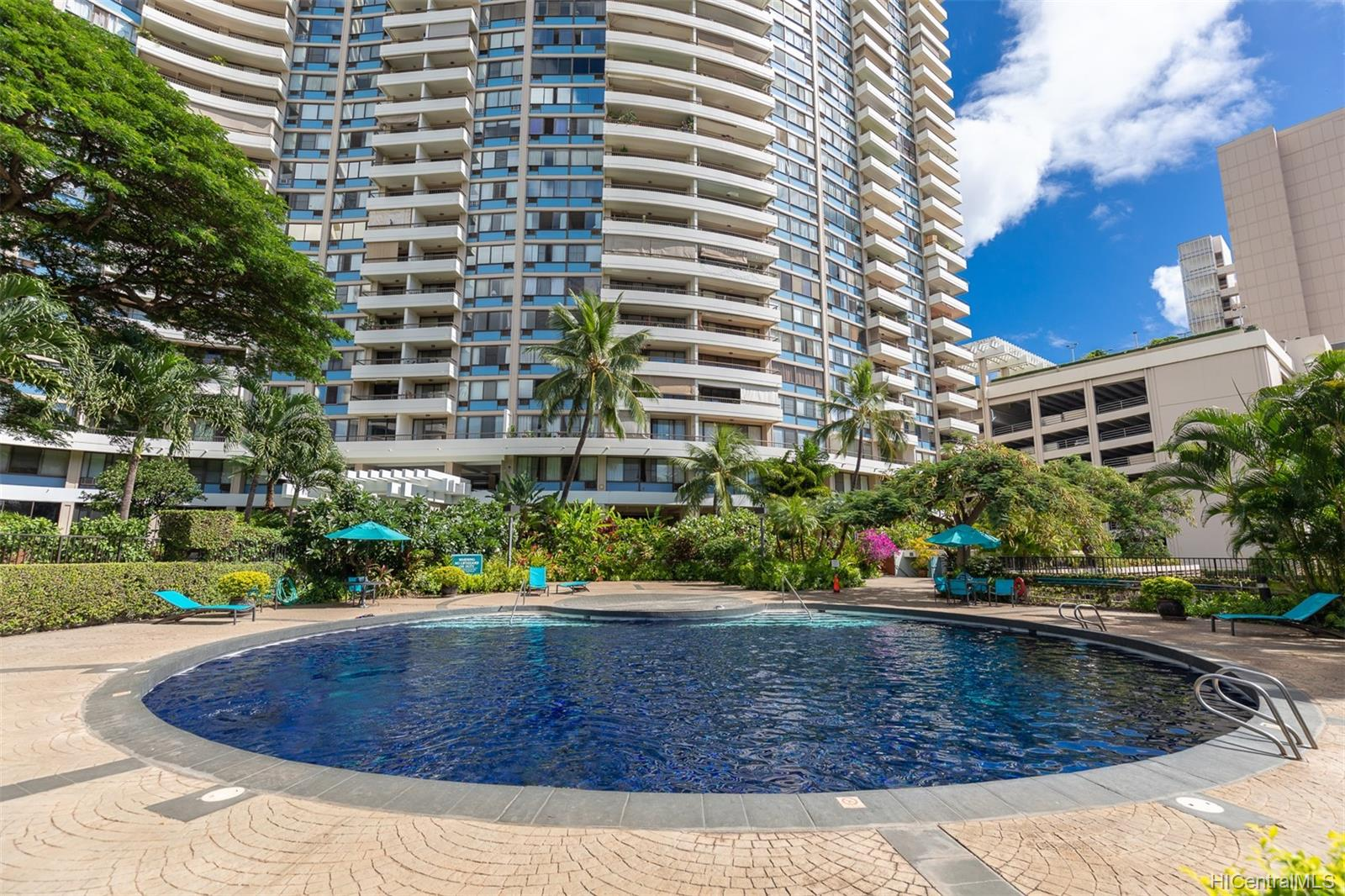 Marco Polo Apts condo # 3208, Honolulu, Hawaii - photo 19 of 24