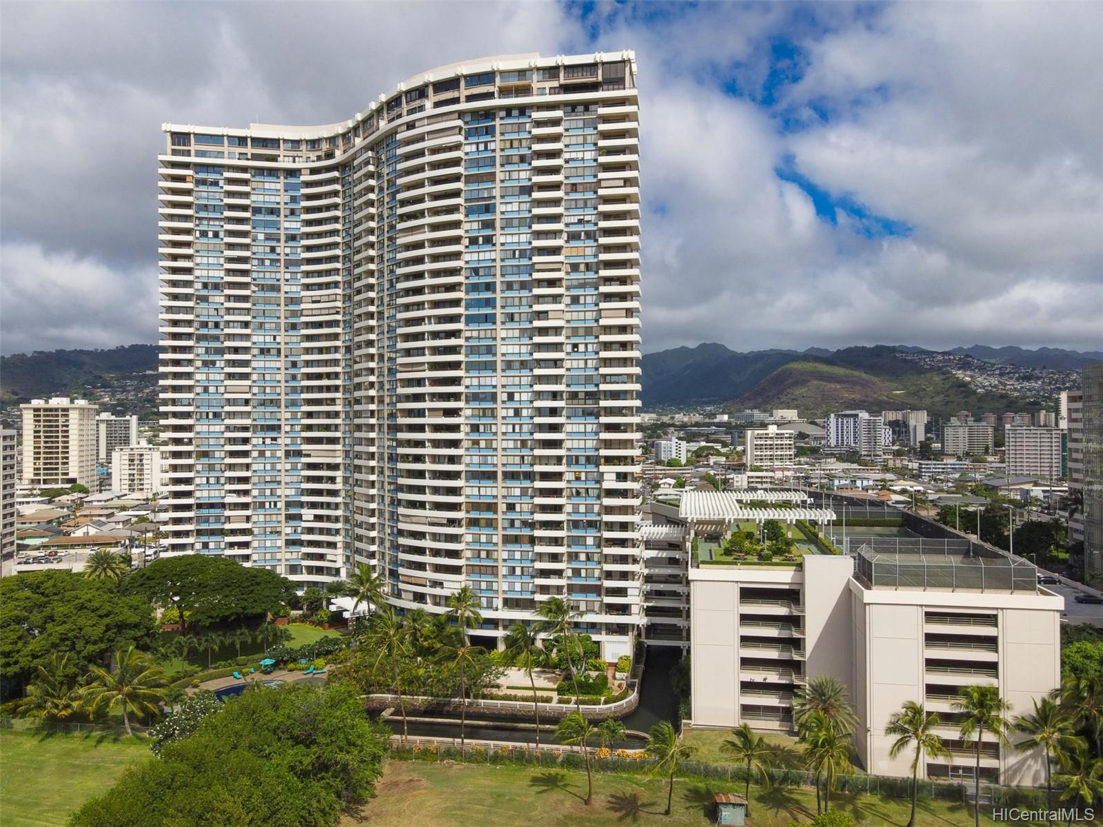 Marco Polo Apts condo # 3208, Honolulu, Hawaii - photo 24 of 24