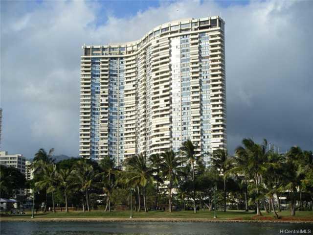 Marco Polo Apts condo # 3302, Honolulu, Hawaii - photo 9 of 9