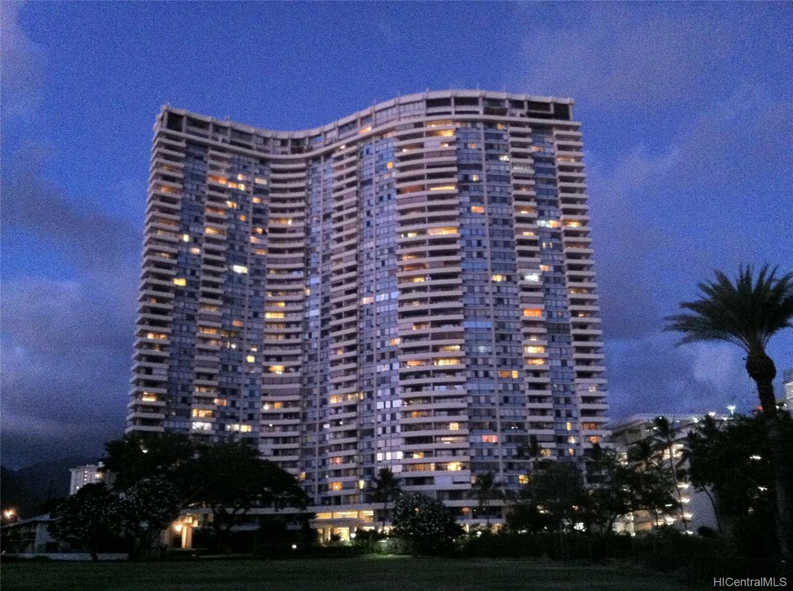 Marco Polo Apts condo # 3310, Honolulu, Hawaii - photo 18 of 25