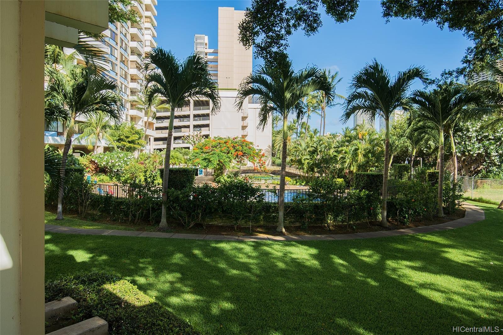 Marco Polo Apts condo # 3402, Honolulu, Hawaii - photo 22 of 25