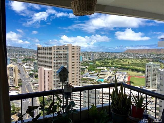 Marco Polo Apts condo #3405, Honolulu, Hawaii - photo 1 of 22