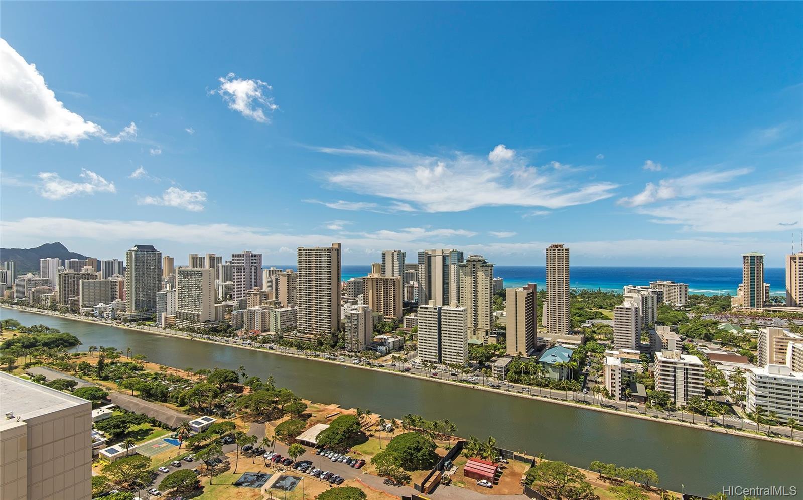 Marco Polo Apts condo # 3408, Honolulu, Hawaii - photo 1 of 20