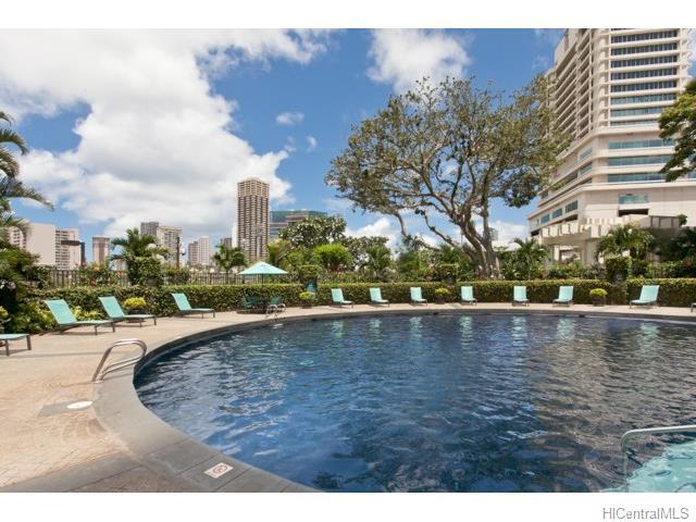 Marco Polo Apts condo # 3413, Honolulu, Hawaii - photo 15 of 15