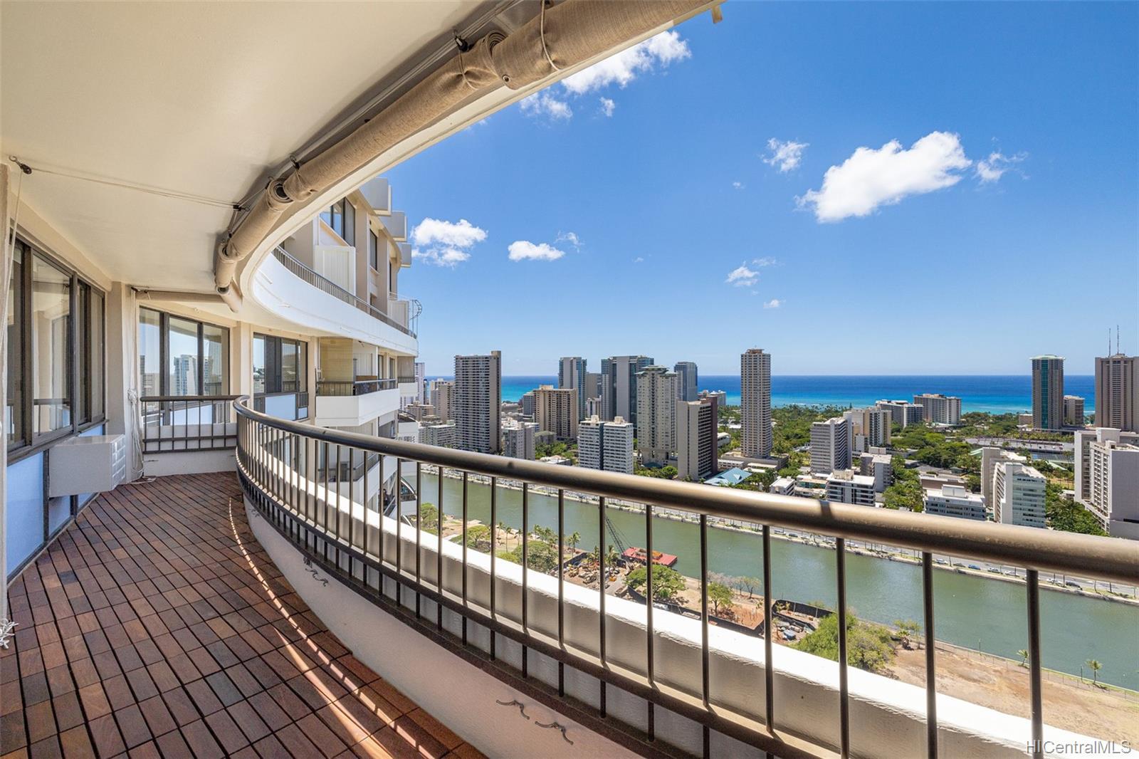 Marco Polo Apts condo # 3414, Honolulu, Hawaii - photo 13 of 25