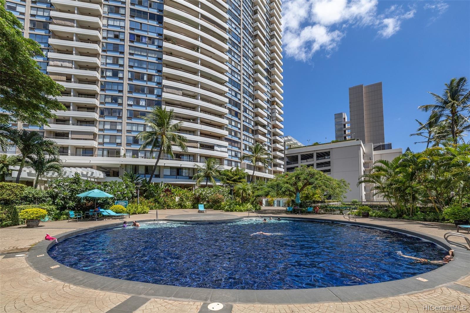 Marco Polo Apts condo # 3414, Honolulu, Hawaii - photo 17 of 25