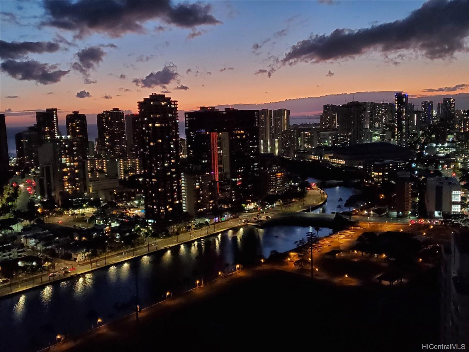 Marco Polo Apts condo # 3512, Honolulu, Hawaii - photo 2 of 15