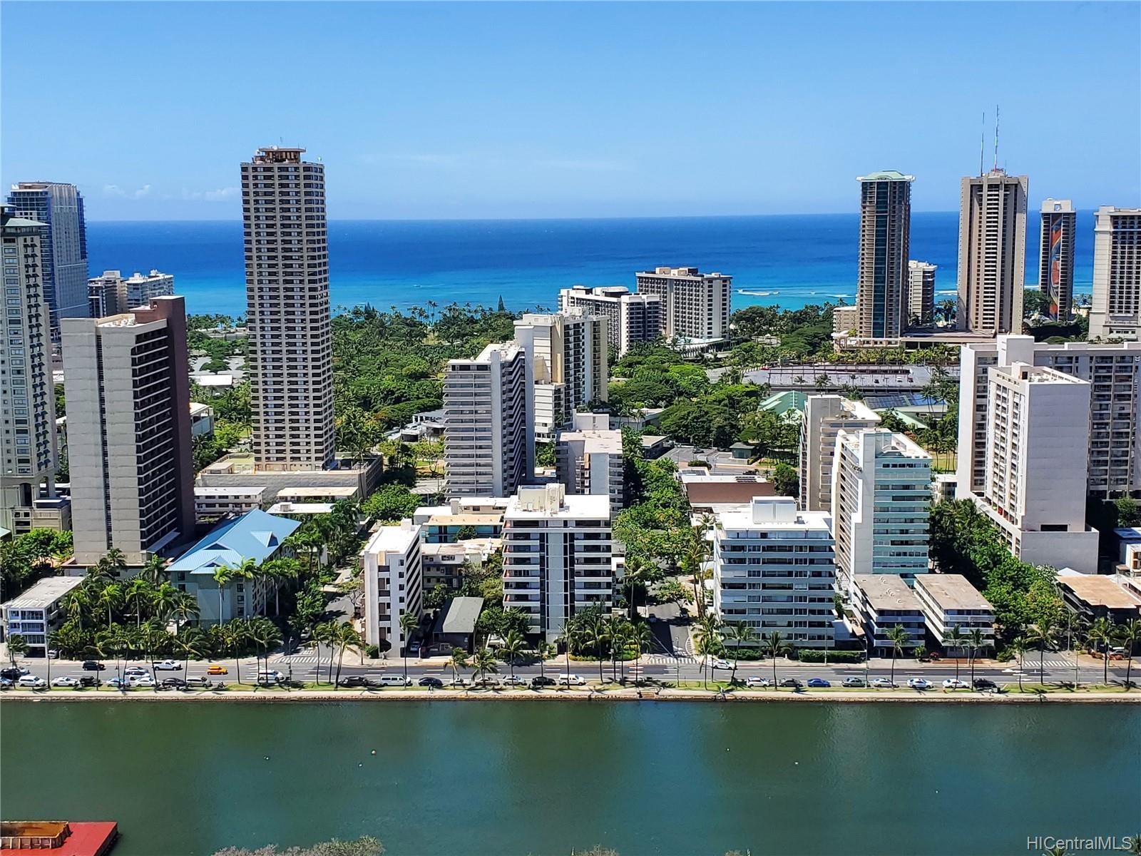 Marco Polo Apts condo # 3512, Honolulu, Hawaii - photo 3 of 15
