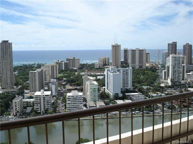 Marco Polo Apts condo # 3516, Honolulu, Hawaii - photo 1 of 9