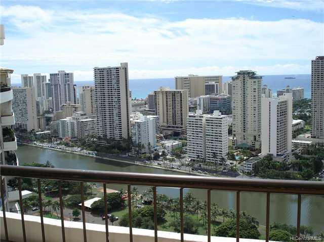 Marco Polo Apts condo # 3516, Honolulu, Hawaii - photo 8 of 9