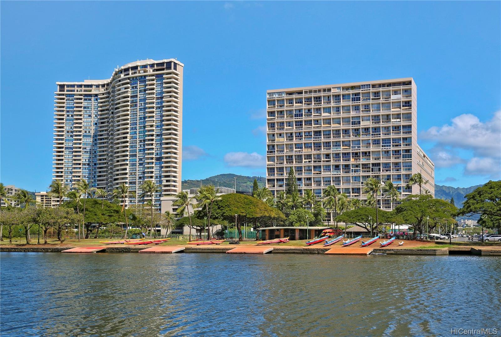 Marco Polo Apts condo # 413, Honolulu, Hawaii - photo 15 of 15
