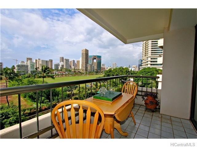 Marco Polo Apts condo # 509, Honolulu, Hawaii - photo 1 of 25