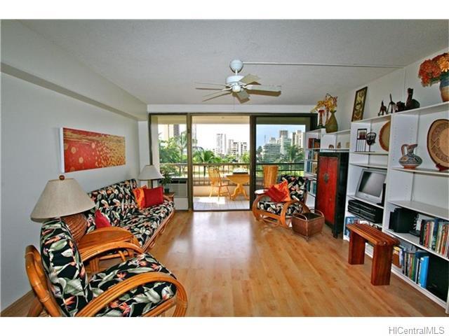 Marco Polo Apts condo # 509, Honolulu, Hawaii - photo 3 of 25