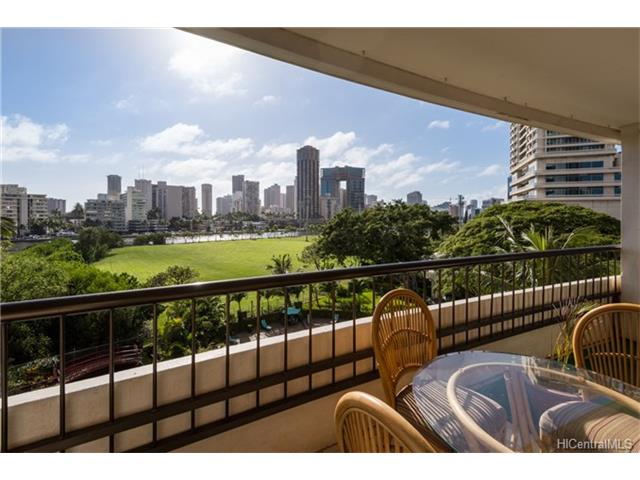 Marco Polo Apts condo # 510, Honolulu, Hawaii - photo 15 of 25