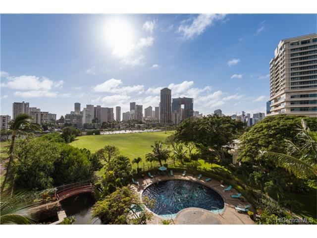 Marco Polo Apts condo # 510, Honolulu, Hawaii - photo 16 of 25