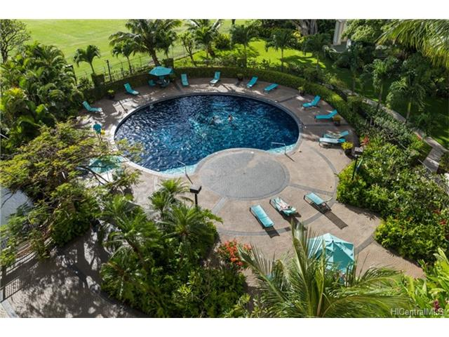 Marco Polo Apts condo # 510, Honolulu, Hawaii - photo 17 of 25