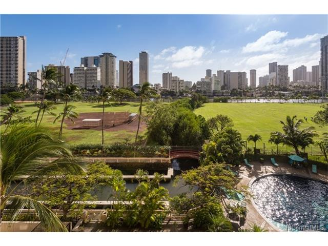 Marco Polo Apts condo # 510, Honolulu, Hawaii - photo 18 of 25