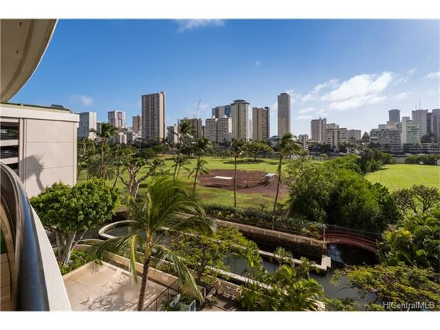 Marco Polo Apts condo # 510, Honolulu, Hawaii - photo 19 of 25