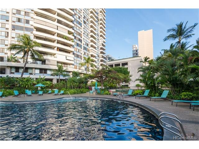 Marco Polo Apts condo # 510, Honolulu, Hawaii - photo 24 of 25