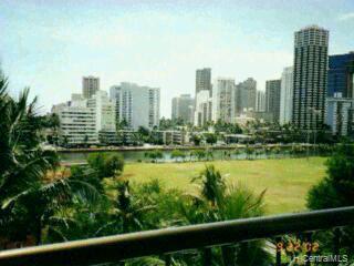 MARCO POLO APTS condo # 708, Honolulu, Hawaii - photo 2 of 9
