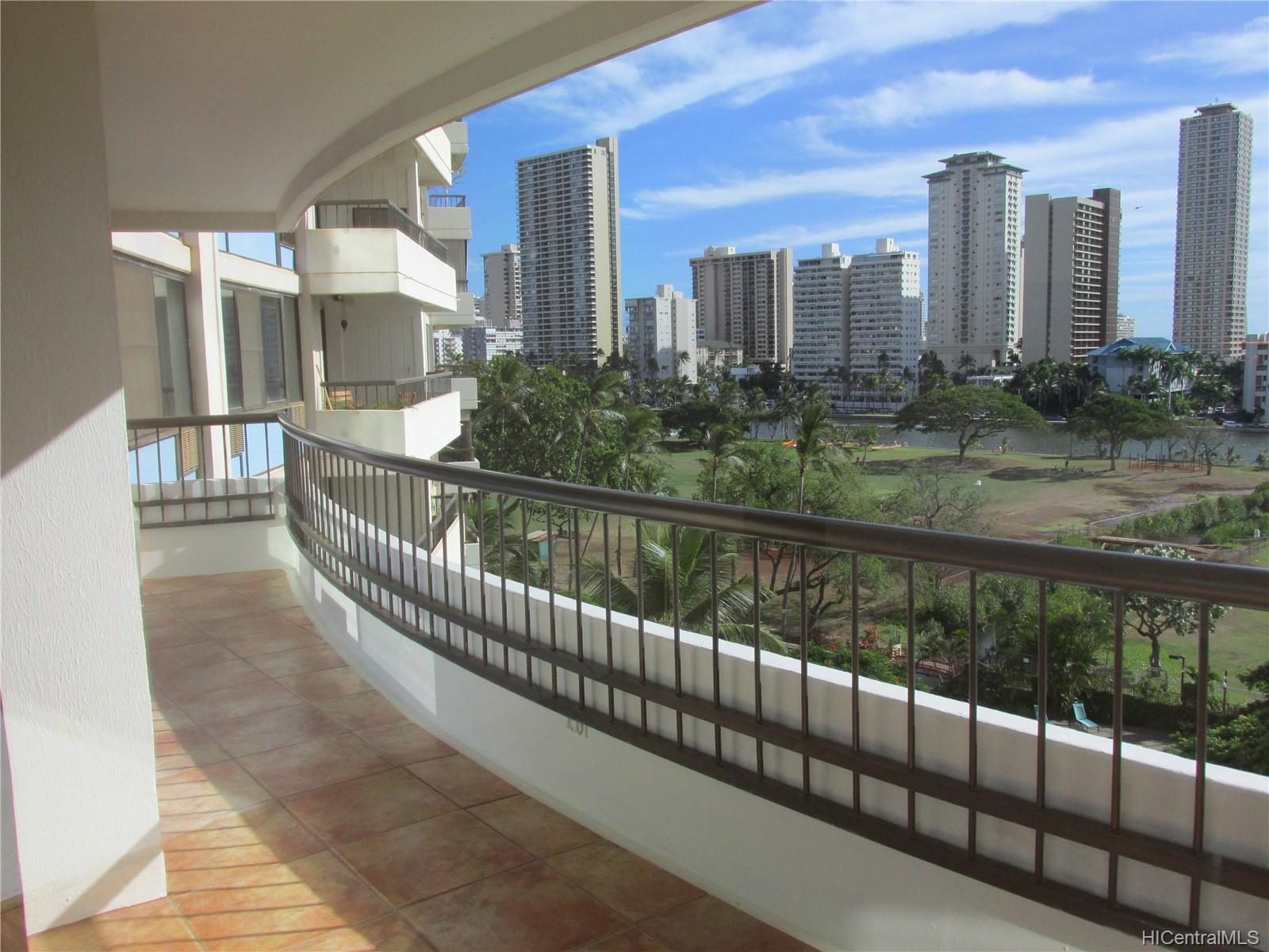 Marco Polo Apts condo # 714, Honolulu, Hawaii - photo 2 of 18
